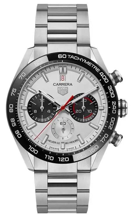 TAG Heuer Carrera-Sport-Chronograph 44 mm Calibre Heuer 02 Automatik Referenz CBN2A1E.BA0643