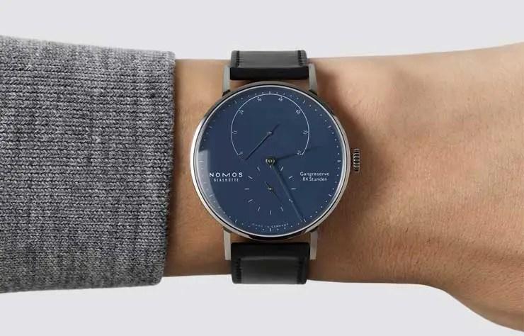 Nomos Lambda 175 Years Watchmaking Glashütte