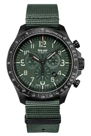 traser P67 Officer Pro Chronograph