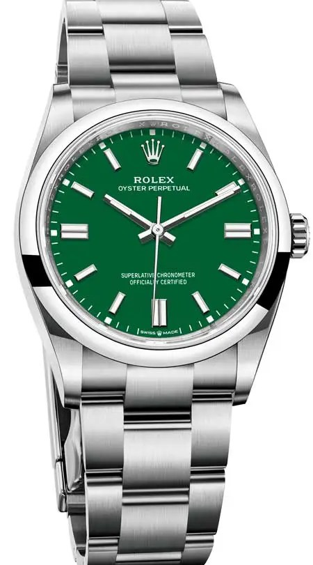 Oyster Perpetual 126000 0005