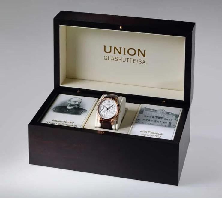 740 Union Glashütte 1893 Jo