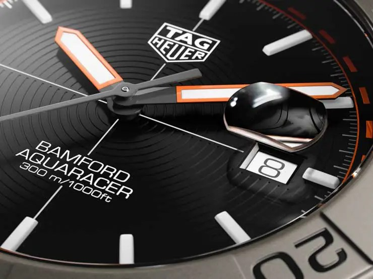TAG Heuer Aquaracer Bamford Limited Edition