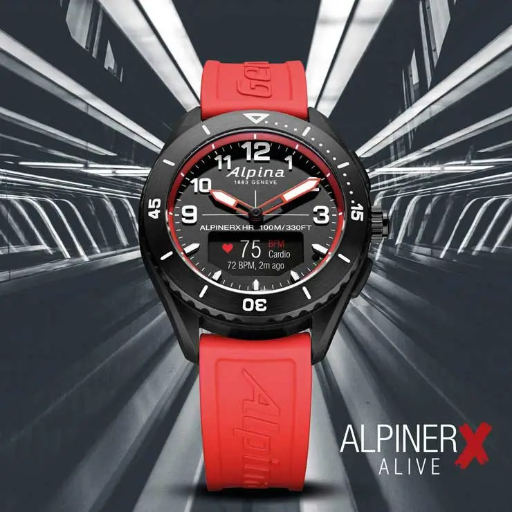 740 Alpina Alpinerx Alive Revea