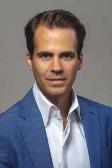 Laurent Lecamp, Montblanc Managing Director Watch Division