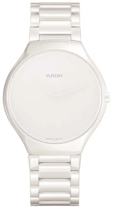 450.rado True Thinline Stillness