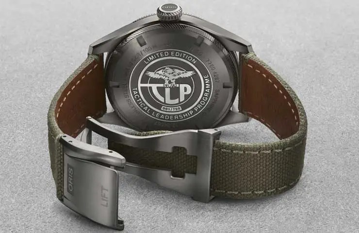 740.3 01 Oris ProPilot TLP limited Edition