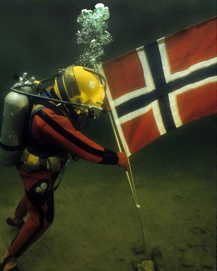 740.5 edox north sea divers