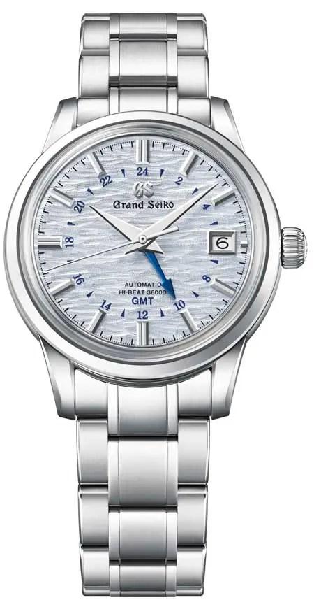 450.Grand Seiko GMT sbgj249 c