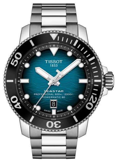 450.t1206071104100 Tissot Seastar 2000 Professional