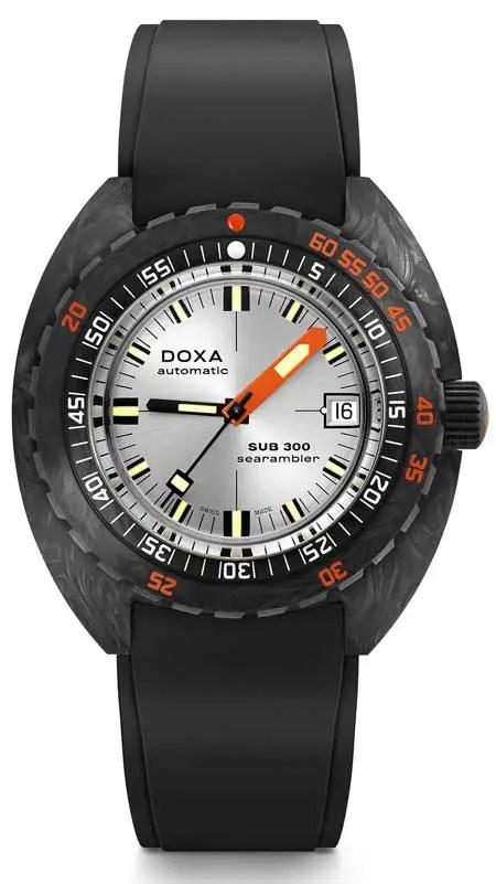 450.searmbler black doxa su