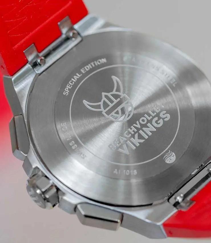 740.aiAikon Quartz Chronograph – limited Edition Vikings