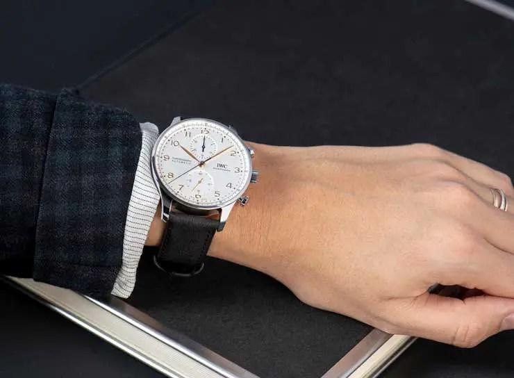 740.IWC TimberTex-Armbänder