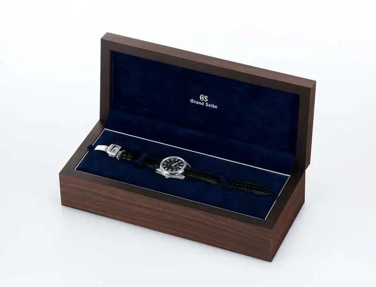 slgh007j box Grand Seiko Limited Edition aus Platin950