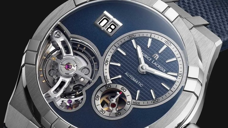 1140.2 Maurice Lacroix Aikon Master Grand Date