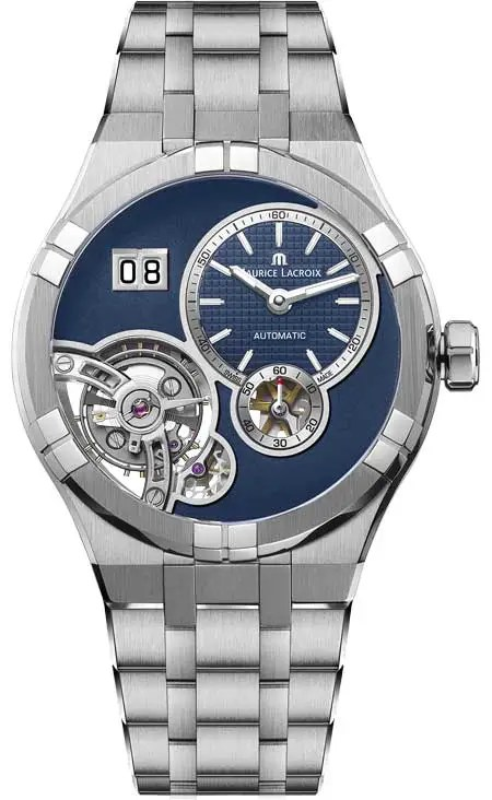 450.mb Maurice Lacroix Aikon Master Grand Date