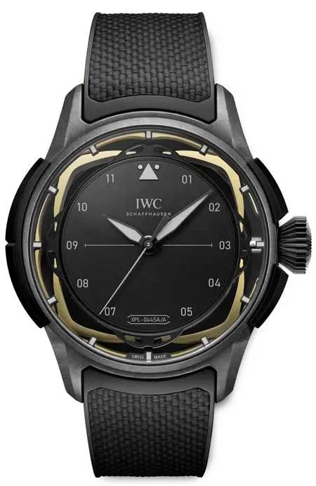 450IWC Big Pilot´s Watch Shock Absorber XPL