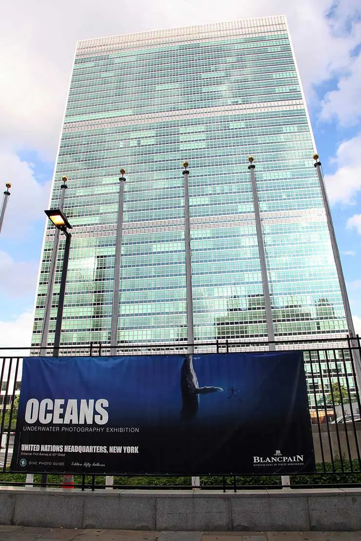 740.3 Blancpain ist Presenting Partner des UN-Welttags der Ozeane 2021