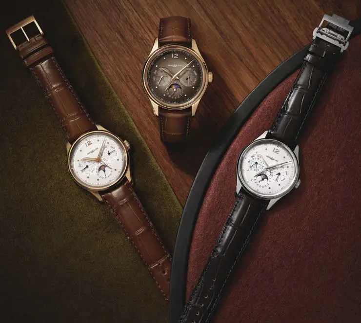 740.Montblanc Heritage Manufacture Perpetual Calendar Limited Edition 100