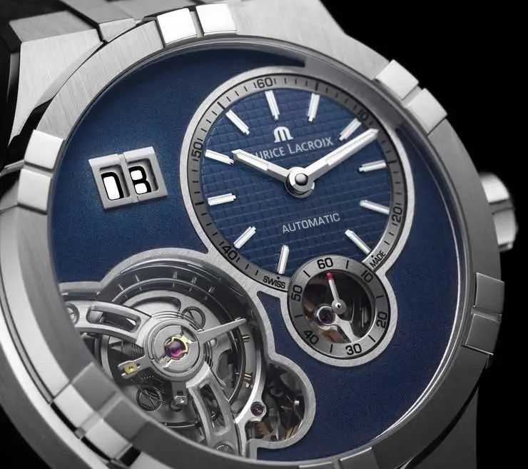 740.zb Maurice Lacroix Aikon Master Grand Date