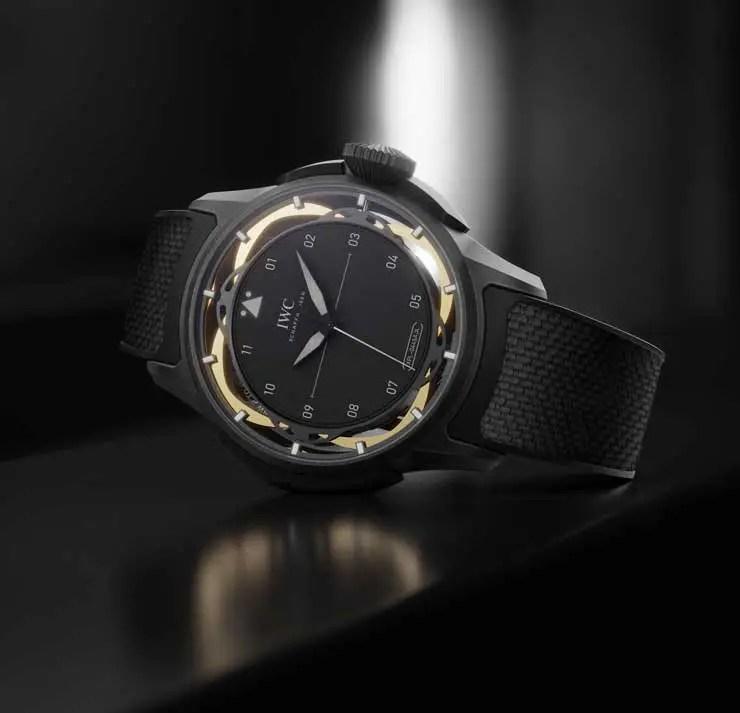 740IWC Big Pilot´s Watch Shock Absorber XPL