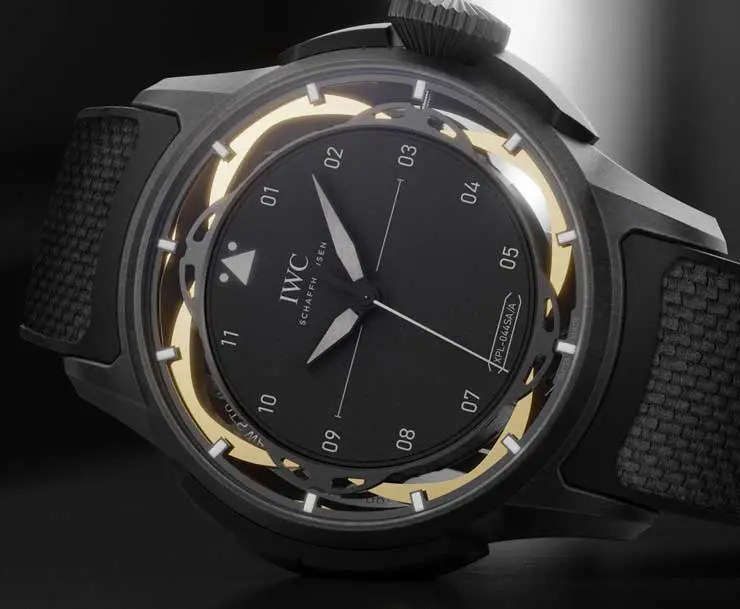 740iIWC Big Pilot´s Watch Shock Absorber XPL