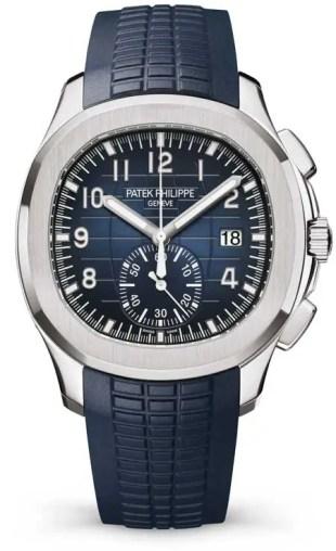 450. Patek Philippe Aquanaut Chronograph
