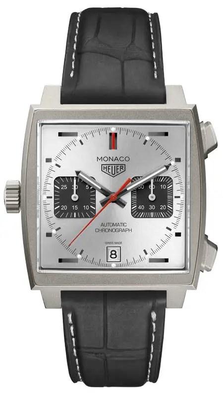 450 TAG Heuer Monaco Titan Limited Edition