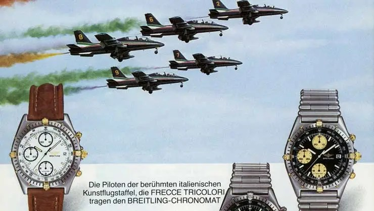 740 breitling catalog from