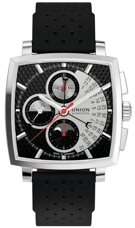450.2 union glashütte averin chronograph