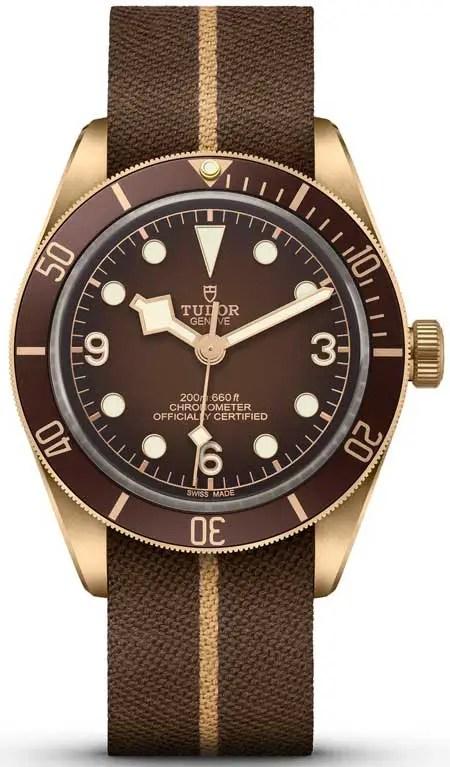 450m79012m Tudor Black Bay Fifty-Eight Bronze