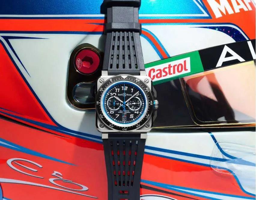 740.450br03 94 a521 Bell & Ross Alpine F1®