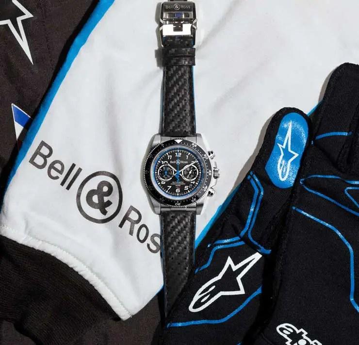 740l28 03 brv3 a521. Bell & Ross Alpine F1® Team Kollektion