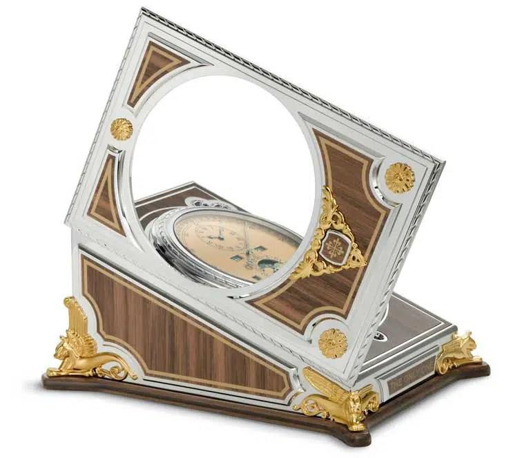 740.1Patek Philippe Komplizierte Tischuhr für ONLY WATCH
