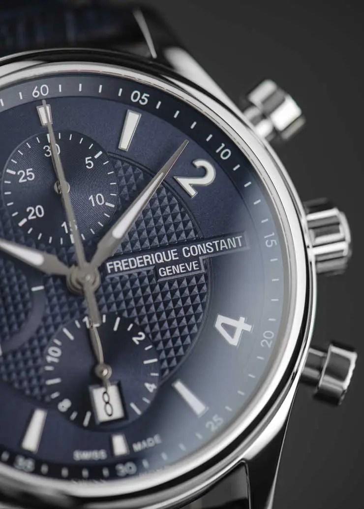 740.2Frederique Constant Runabout Chronograph Automatic