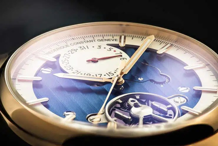 740.3 Frederique Constant Highlife Monolithic Manufacture Only Watch