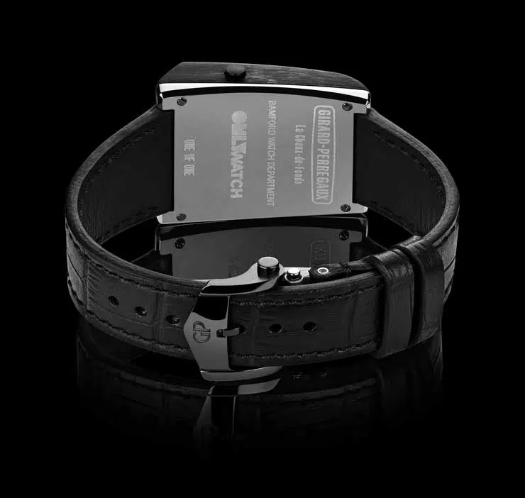 740.3 Girard Perregaux The Casquette - Only Watch