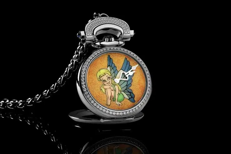 740.BOVET 1822 Miss Audrey Sweet Fairy ONLY WATCH