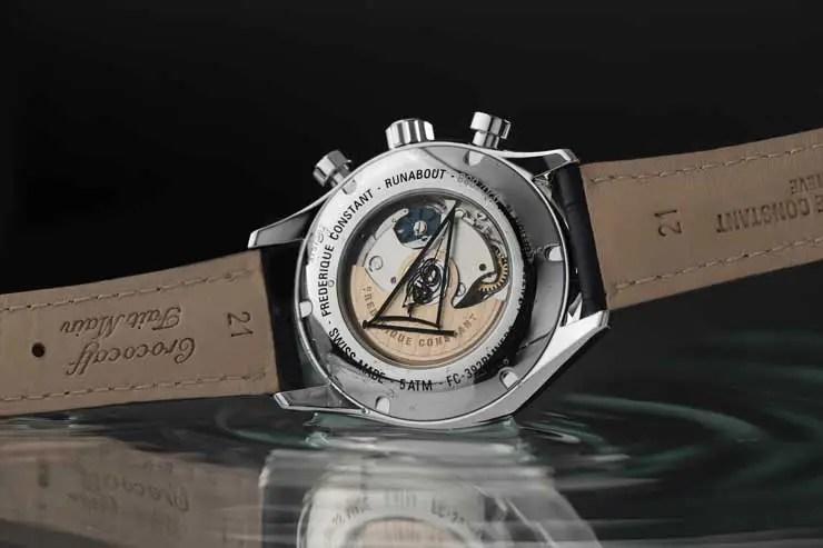 740rsFrederique Constant Runabout Chronograph Automatic