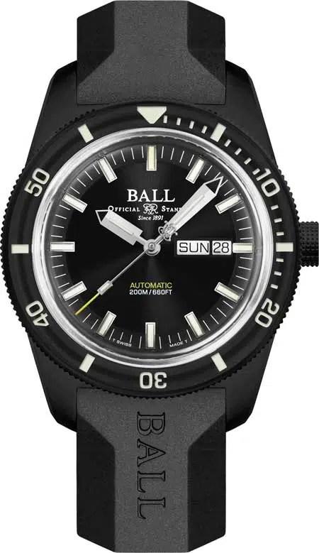 450.Ball Watch Engineer II Skindiver Heritage