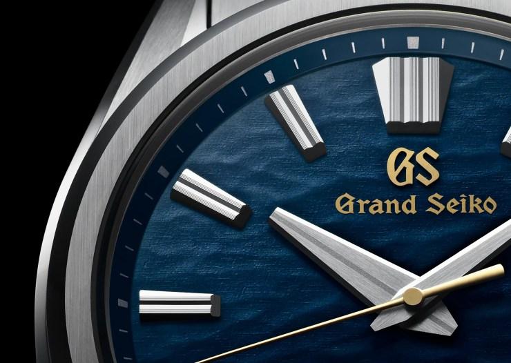grand seiko heritage model slga007 b