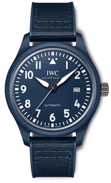 "450.iw328101 IWC Pilot's Watch Automatic Edition ""Laureus Sport for Good"""