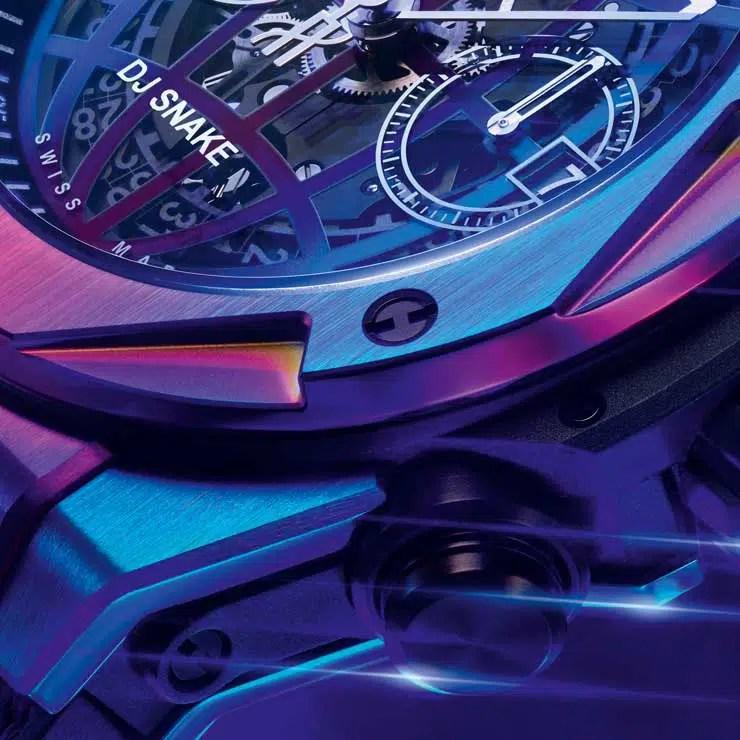 740.6 Hublot Big Bang DJ Snake