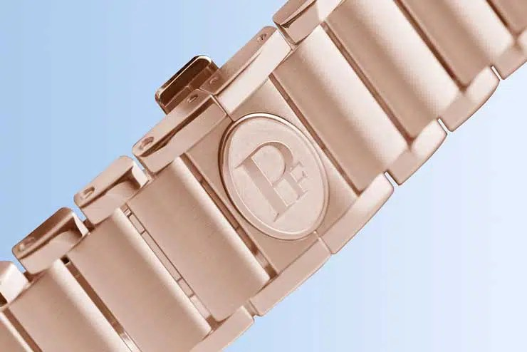 740.braceletTonda PF MicroRotor Rosegold
