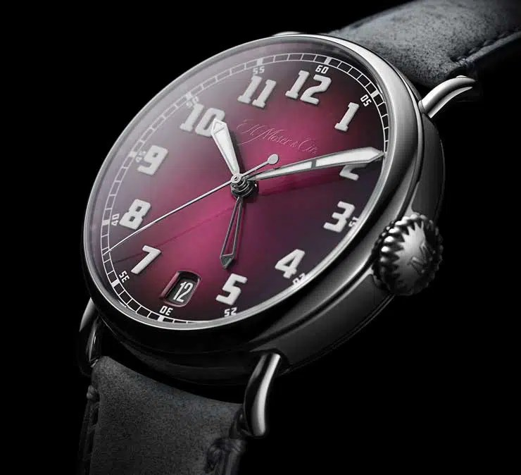 740.4 Moser & Cie Heritage Dual Time