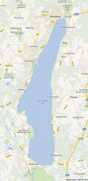 Keine angezeigten Neugründungen am den Starnberger See