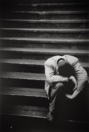 Saul Leiter Untitled, 1950