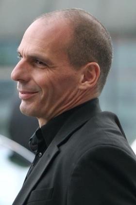 Giannis Varoufakis Foto- Daniel Roland (AFP)
