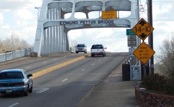 Edmund Pettus Brücke