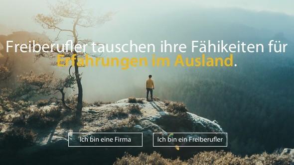 Wanderbrief Deutsch Adaption