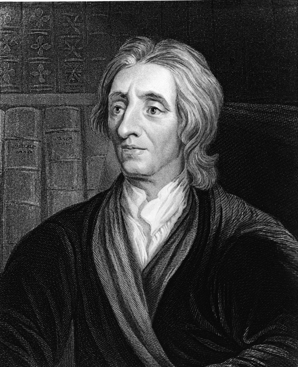 John Locke. Photo: Hulton Archive/Getty Images